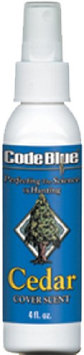 Code Blue Cedar Cover Scent
