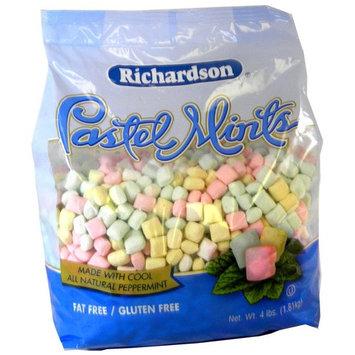 Richardson After Dinner Pastel Mints 4 Pound (64 OZ)