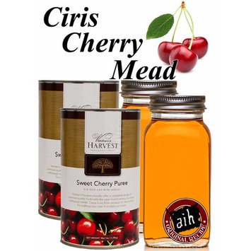 Adventures in Homebrewing Mead Recipe Ciris Sweet Cherry MEAD