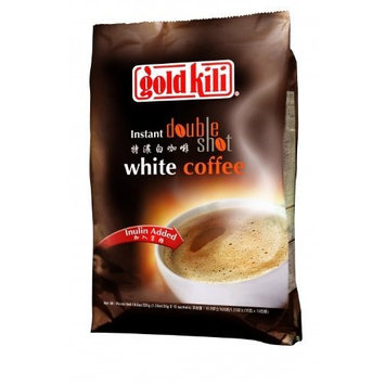 Gold Kili instant Double Shot White Coffee, 15 -Count