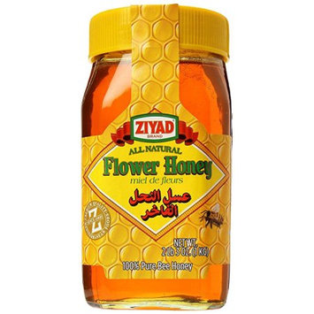 Ziyad Natural Pure Bee Honey, 2.2 LBS