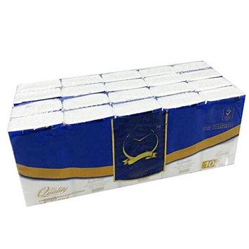 HOMMP Pack of 20 Pocket Tissues