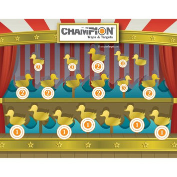Champion Traps and Targets Carnival Practice Shooting Target; Per 12 (Target; Carnival Shoot 12 Pk 11