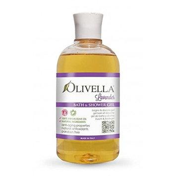 2 Packs of Olivella Lavender Bath And Shower Gel