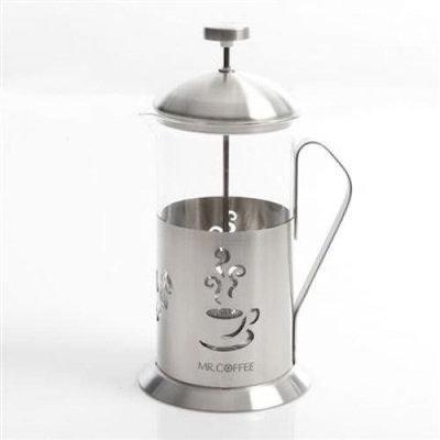 Gibson Home Mr Coffee Mr Polka Dot Brew Coffee Press