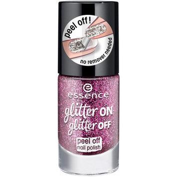 Glitter On Glitter Off Peel Off Nail Polish