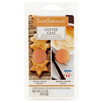Rimports Usa Llc ScentSationals Wax Duo, Coffee Cake
