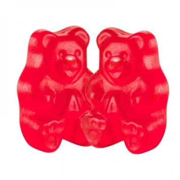 Albanese Confectionery Albanese Wild Cherry Gummy Bears, 2LBS