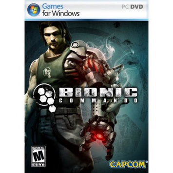 Capcom Bionic Commando - Action/Adventure Game - PC