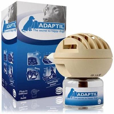 ADAPTIL (DAP) Dog Appeasing Pheromone Diffuser [Options : Electric Diffuser Kit (24 ml) (Out Of Stock)]