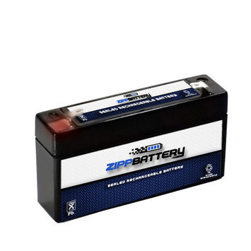 6V 3.4AH Sealed Lead Acid (SLA) Battery for WP3.4-6