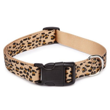 East Side Collection Animal Print Collar - Cheetah, 10 - 16 in.