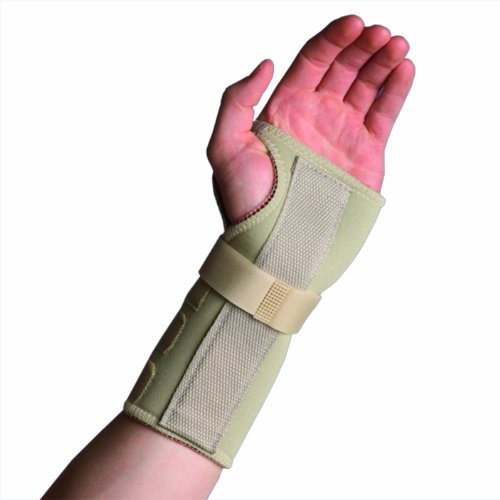 Thermoskin Carpal Tunnel Brace w/ Dorsal Stay-4XL-Beige-L