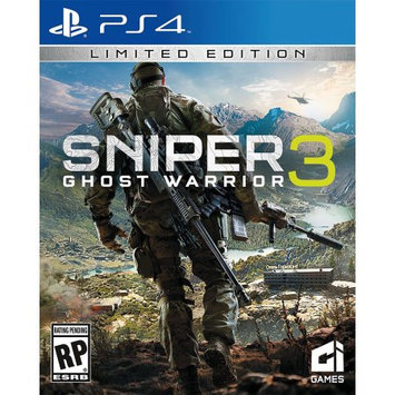 Ci Games Sniper: Ghost Warrior 3 - Pre-Owned (PS4)