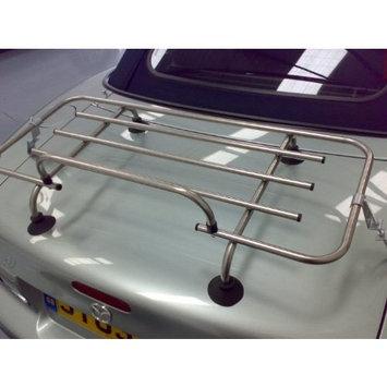 Mazda MX5 Classic Chrome Luggage Boot Rack