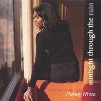 Harley Sr White Sunlight Thru the Rain