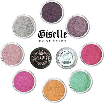 Professional Makeup Kits By Giselle Lollipop Candy 8 Stack Eyeshadow