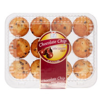 Cafe Valley Café Valley Mini Chocolate Chip Muffins, 12 Ct