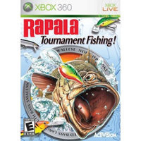 Xbox 360 Rapala Tournament Fishing