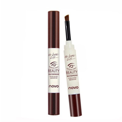 LTUI NOVO Quick Dry Waterproof and Sweat Proof Eyebrow Cream,Make Natural Eyebrows