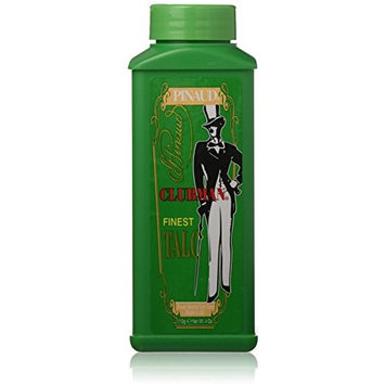 Clubman Talc White, 4 Ounce (Pack of 12)