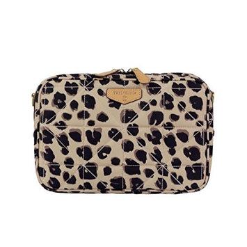 TWELVElittle Diaper Clutch, Leopard Print