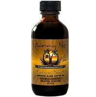 Sunny Isle Black Castor Oil EXTRA DARK 2oz