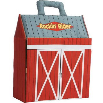 Tek Nek Rockin' Rider Carry-Along Horse Stable