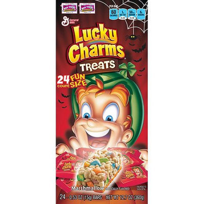 Lucky Charms™ Treats Marshmallow Snack Bar