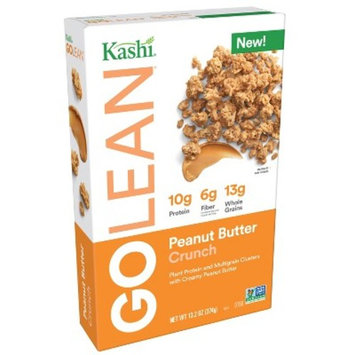 Kashi Go Lean Peanut Butter Crunch Clusters Breakfast Cereal - 13.2oz