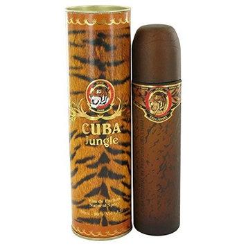 CUBA JUNGLE TIGER by Fragluxe Eau De Parfum Spray 3.4 oz for Women - 100% Authentic