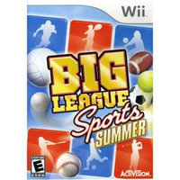 Activision, Inc. Big League Sports: Summer Sports Wii Game Activision