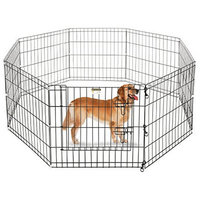Aleko SDK-30B Dog Playpen Crate Fence