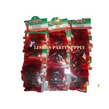 Salted Plums in Water (Saladitos C/agua 24pc 1oz Each Bag