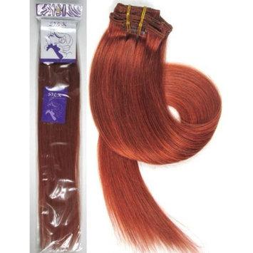 Blonde Hair Extensions, Grammy 22 Inch 7pcs Remy Clips in Human Hair Extensions 80g with Clips for Highlight (22inch 80g, #60 Platinum Blonde)
