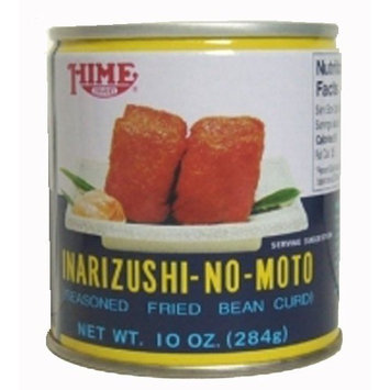 Hime Seasoned Fried Bean Curd (Inarizushi-No-Moto) (Pack of 4)