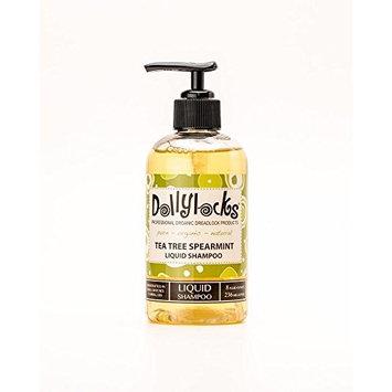 Dollylocks 8oz Tea Tree Spearmint Liquid Dreadlock Shampoo