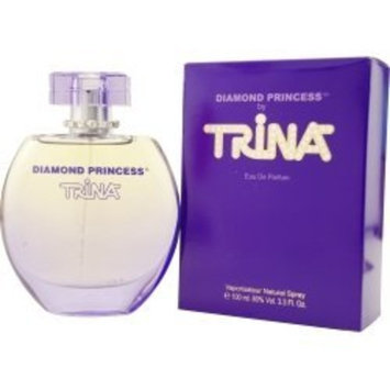 Diamond Princess By Trina Eau De Parfum Spray 3.4 Oz by Trina