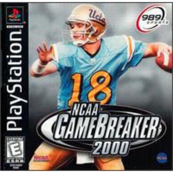 989 Studios Ncaa Gamebreaker 2000: Playstation 1