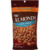 Wal-mart Stores, Inc. Great Value Lightly Salted Almonds with Sea Salt, 12 oz