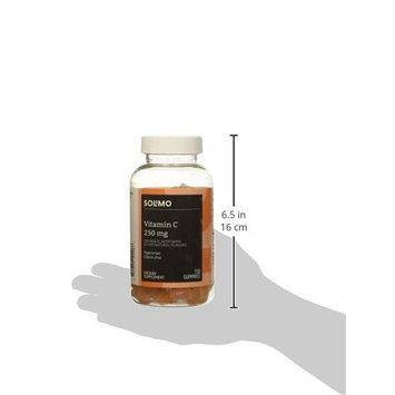 Amazon Brand - Solimo Vitamin C 250mg, 150 Gummies, 75-Day Supply