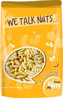 Farm Fresh Nuts Natural Raw Shelled Pine Nuts Pignolias (3 LB)