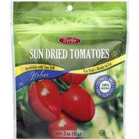 Derlea Foods Sun Dried Tomato Halves, 3 oz, (Pack of 12)