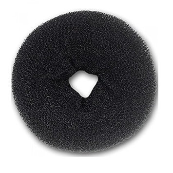 Allure Jumbo Donut - Black