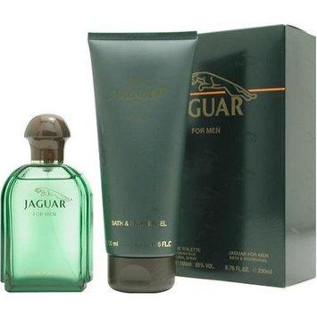 Jaguar By Jaguar For Men Edt Spray 3.4 Oz & Shower Gel 6.7 Oz