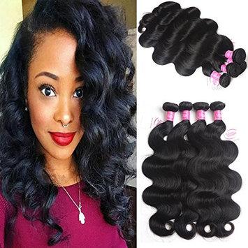8A Brazilian Virgin Hair Body Wave Remy Human Hair 4 Bundles Deals 24