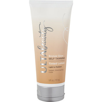 Bronze Glow Self Tanning Tinted Lotion
