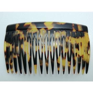 Charles J. Wahba Side Comb Pairs - 17 Teeth (Tokyo Color) Handmade in France