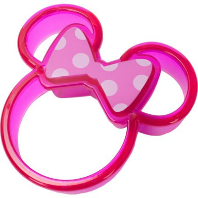 Minnie's Bow-tique Disney Minnie Mouse Crust Cutter