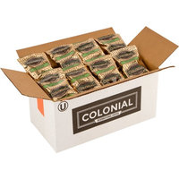 Colonial Coffee, 100% DECAF Colombian, Medium Roast Ground Coffee, 2.5 OZ Fraction Packs, 32 COUNT box, Bulk Bags [COLOMBIAN DECAF]